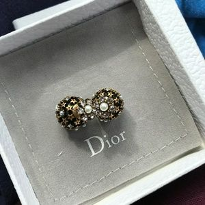 Dior tribal earrings